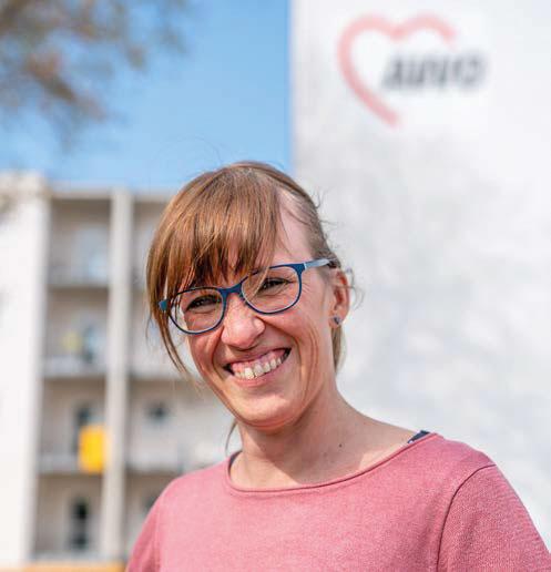 Kati Langenberger, Quartiersmanagerin