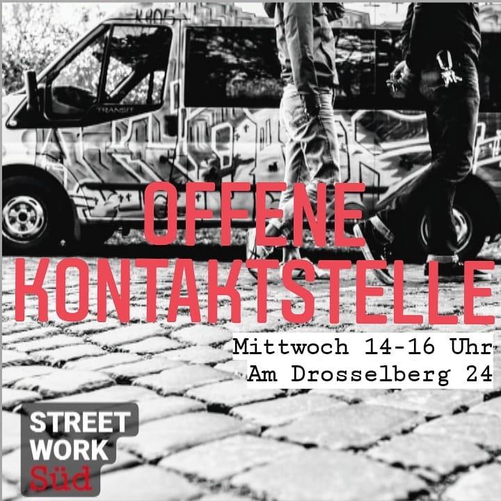 Streetwork Erfurt Sued - Offene Kontaktstelle
