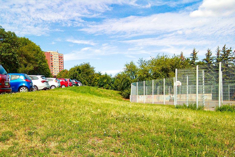 Freifläche soll Wohnquartier am Herrenberg aufwerten