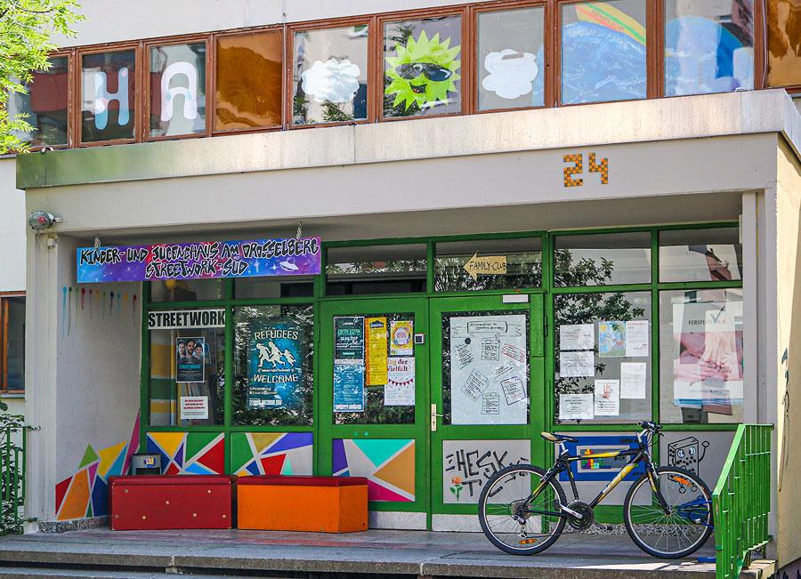 Kinder- und Jugendhaus am Drosselberg in Erfurt-Südost