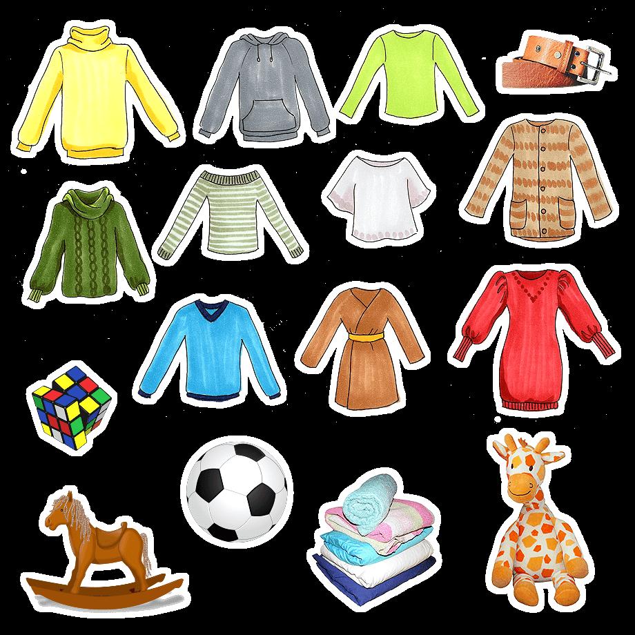 STZ am Herrenberg: Kleider- und Sachspenden für alle