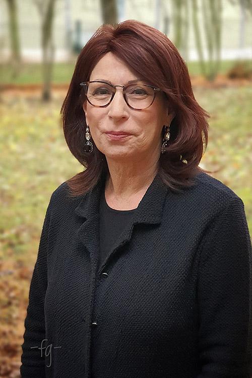 Susanne Sydow (Pfarrerin der Ev. Kirchengemeinde Erfurt-Südost)
