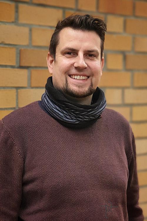 Thomas Riedel (ordinierter Gemeindepädagoge der Ev. Kirchengemeinde Erfurt-Südost)