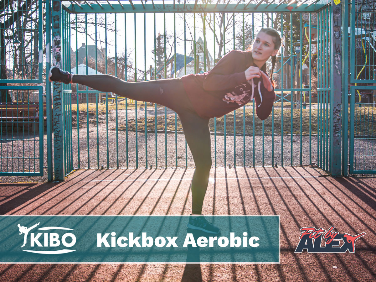KIBO® - Kickbox Aerobic - Fit by Alex (Online-Kurs via Zoom)