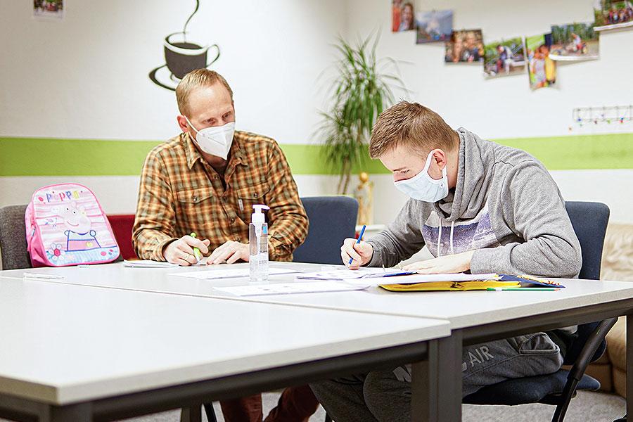 Jumpers-Erfurt Angebote - Hausaufgabenhilfe