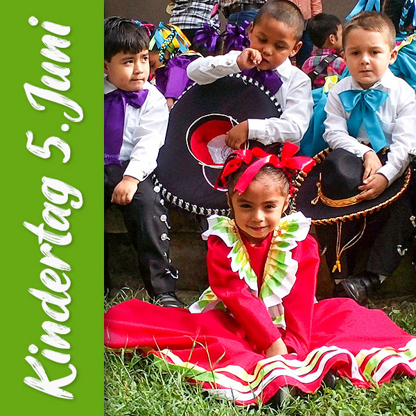 Internationaler Kindertag im Family-Club am 05. Juni 2021