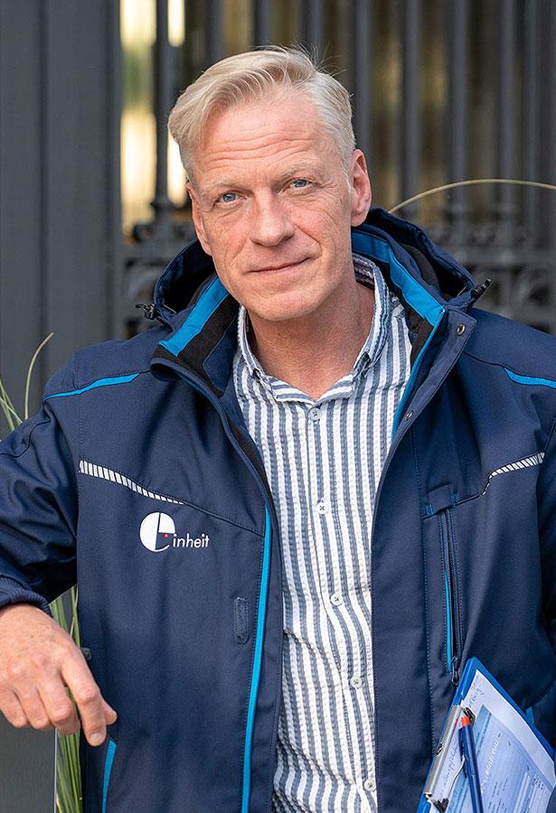 Sylvio Böhm (Genossenschaftslotse der WBG Einheit eG)