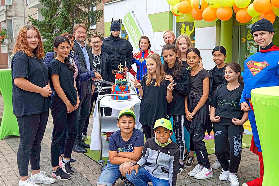 Jumpers Erfurt - Rückschau vom 5. Geburtstag 2021