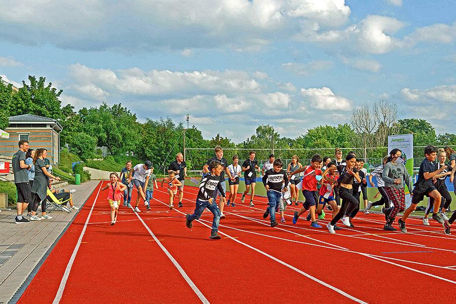 Jumpers Erfurt - Rückschau vom Heldenlauf 2021