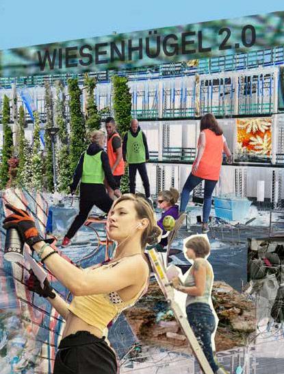 Urbane Xtopien – Zukunftsideen für unseren Wiesenhügel